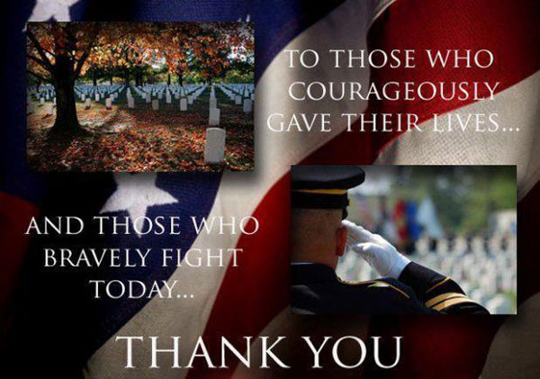 Memorial Day Quotes Thank You