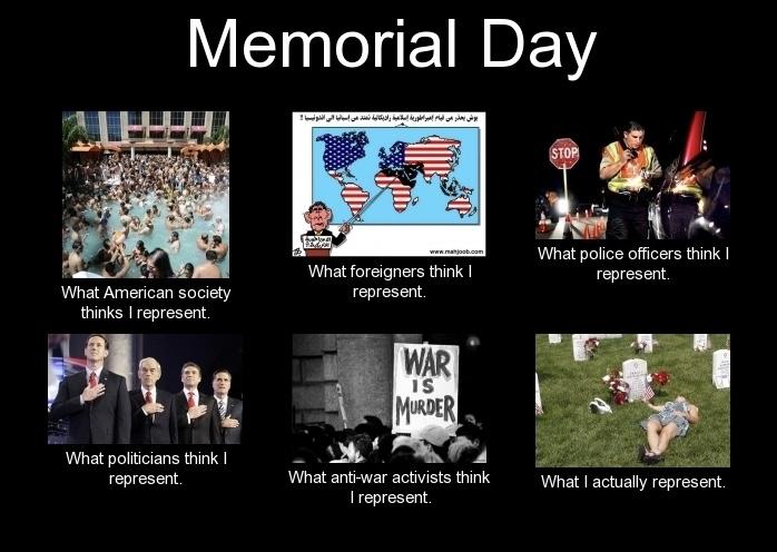 Funny Memorial Day Memes