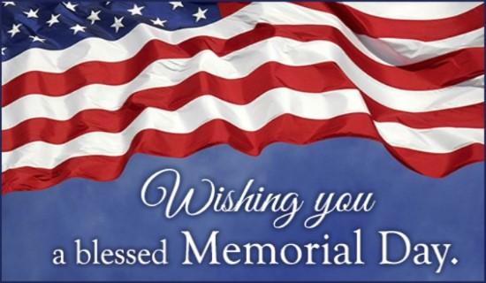 Memorial Day Greeting Cards