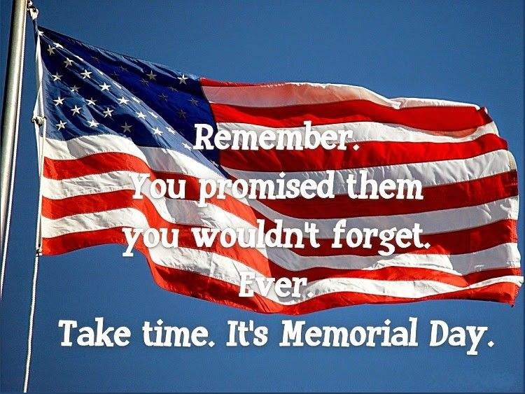 Memorial Day Greetings Quotes
