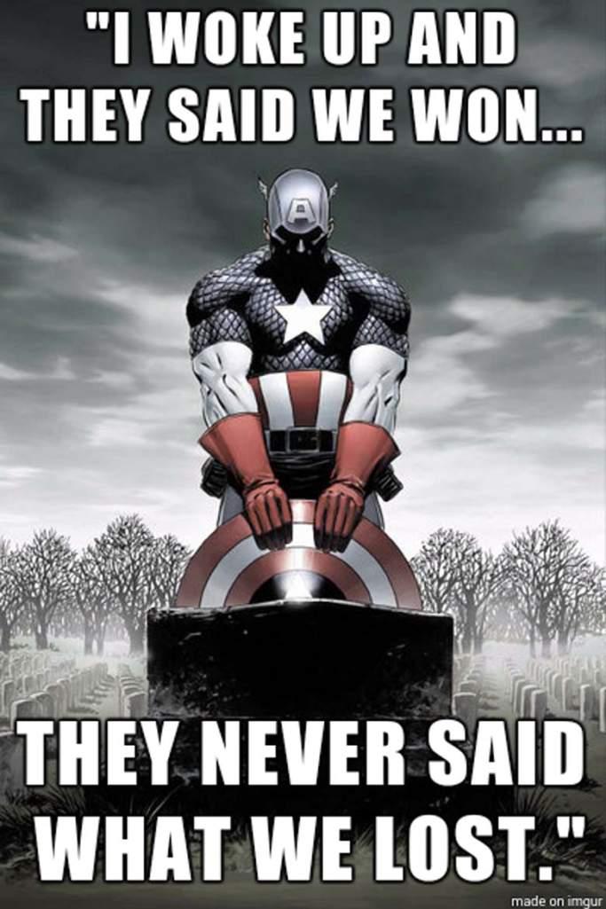 Memorial Day Meme For Friends