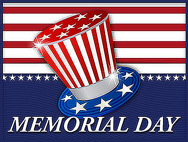 Memorial Day Weekend Clip Art