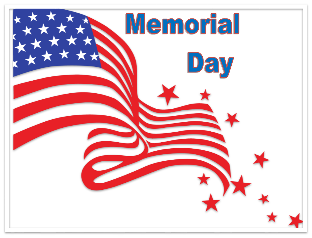 Clipart For Memorial Day