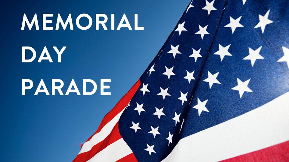 Memorial Day 2018 Parades