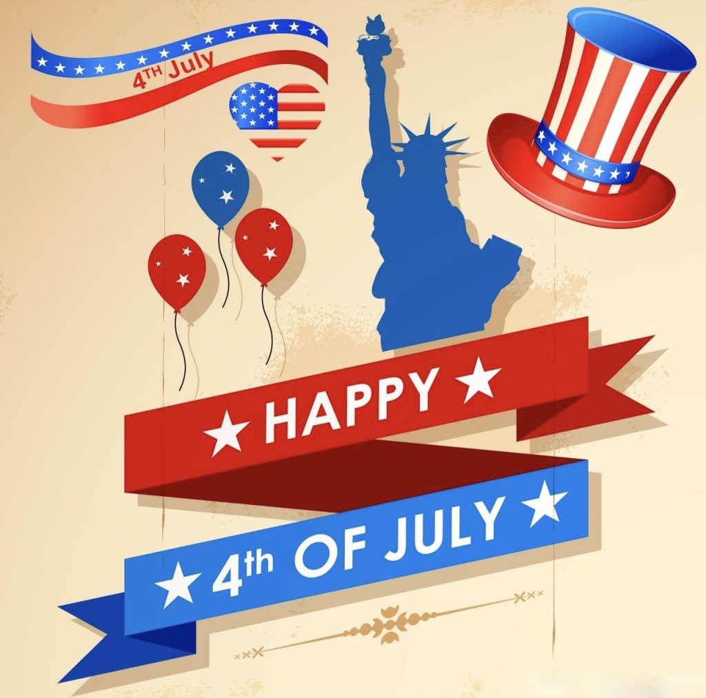 4th Of July Greetings Images