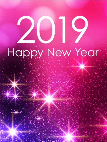 Happy New Year 2019 Android Images
