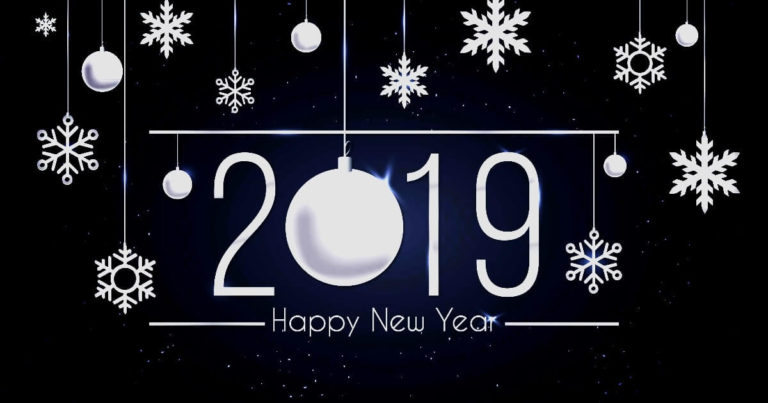 New Year 2019 Facebook Cover