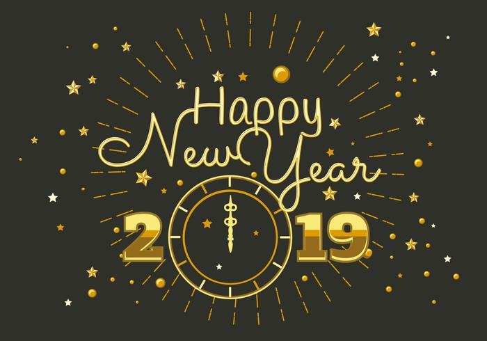 New Year 2019 Images For WhatsApp