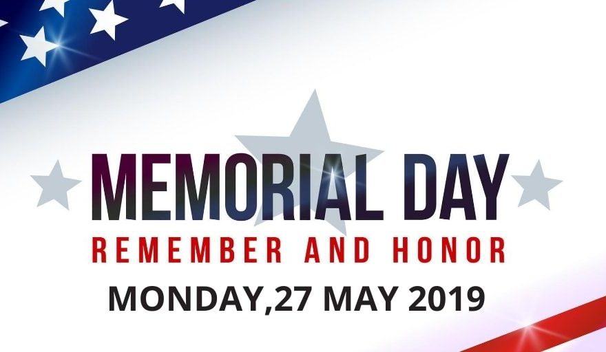 Happy Memorial Day 2019 Images