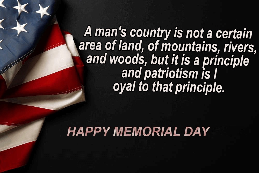 Memorial Day 2019 Quotes