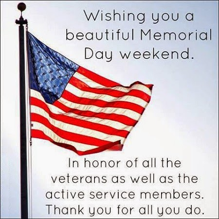 Memorial Day 2019 Wishes