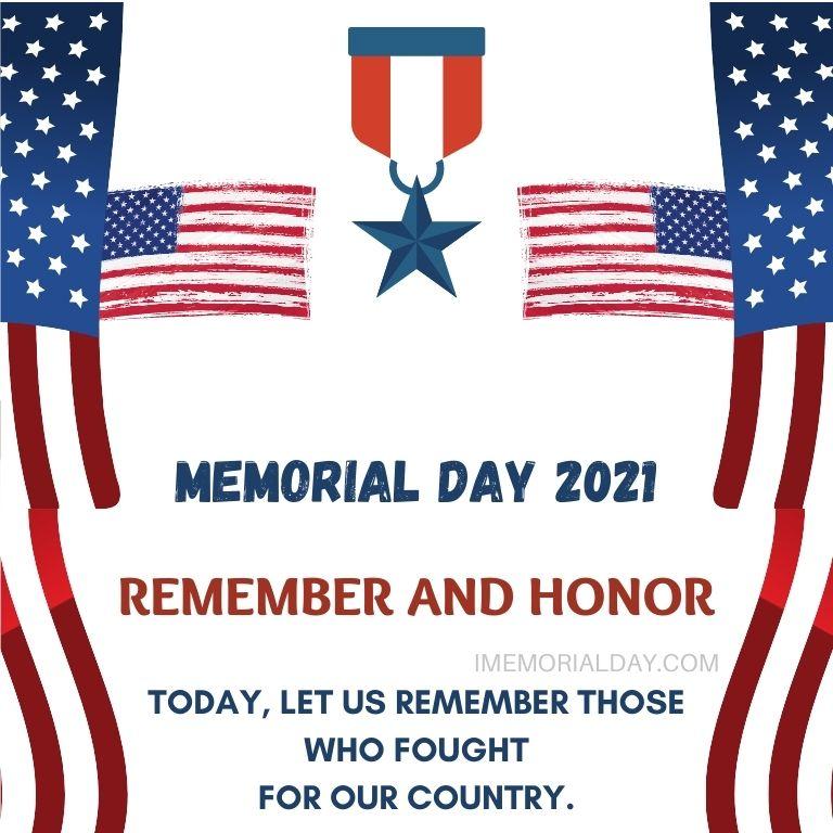 Memorial Day 2021 Photos