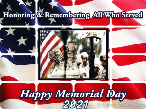 Happy Memorial Day 2021 Images