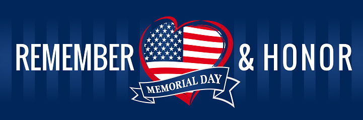 Memorial Day Banner Images
