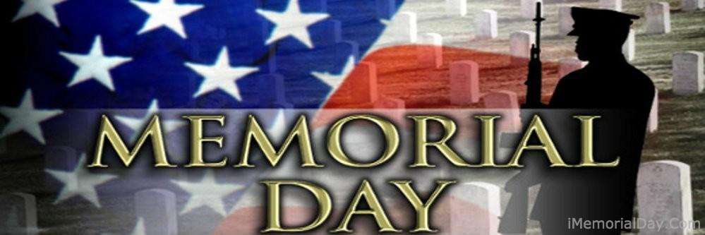 Memorial Day Banners Facebook
